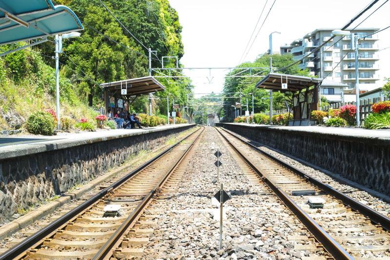 リアルな鉄道模型